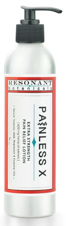 Painless X Extra Strength Lotion