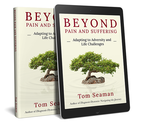 Beyond Pain Book 3D Paperback and Kindle copy